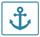 mit Hafen oder Bootsanleger