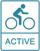 Möglichkeiten zum Fahrradfahren